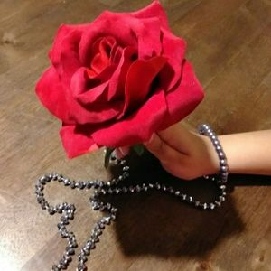 Beautiful Original Red Rose Flower Pen!🌹